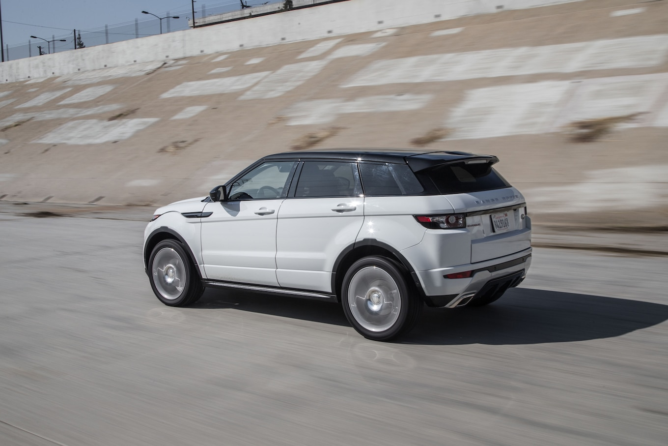 2015 Land Rover Range Rover Evoque First Test Motor Trend