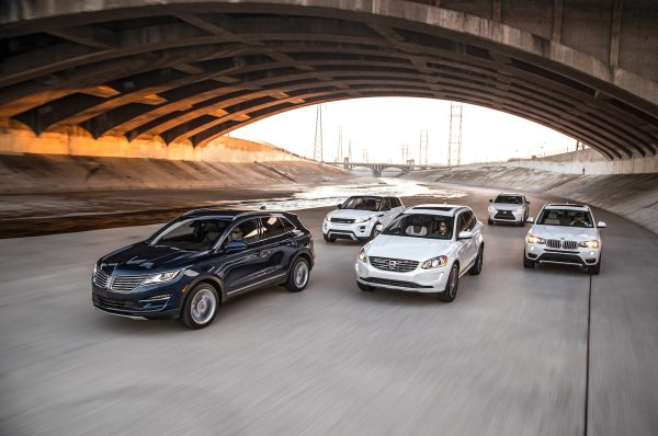 TOTD: Which Luxury Compact Crossover Would You Choose?