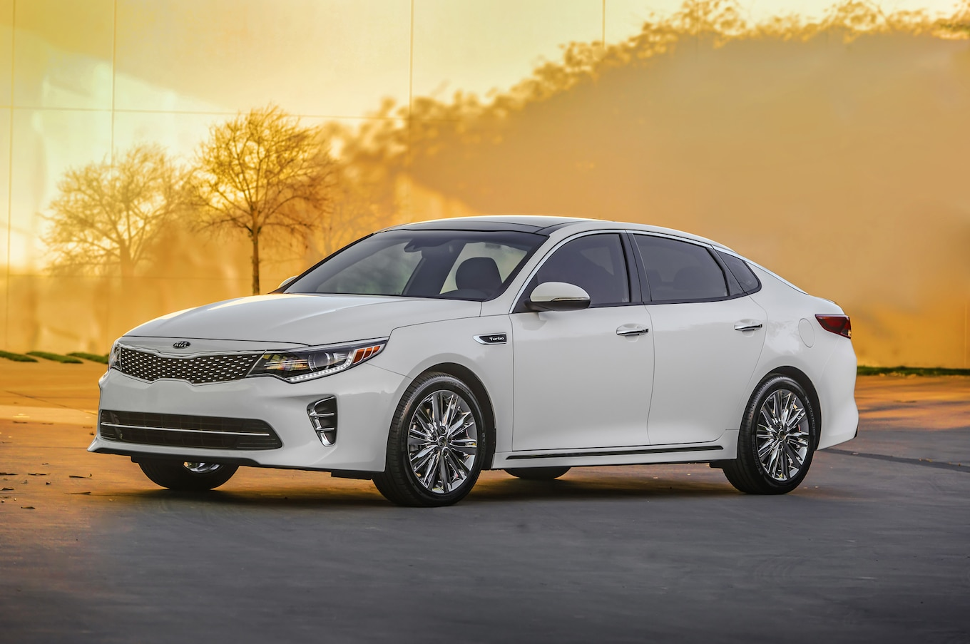 2016 Kia Optima First Look  Motor Trend