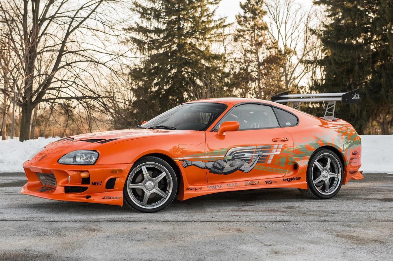 Fast And Furious 2 Supra
