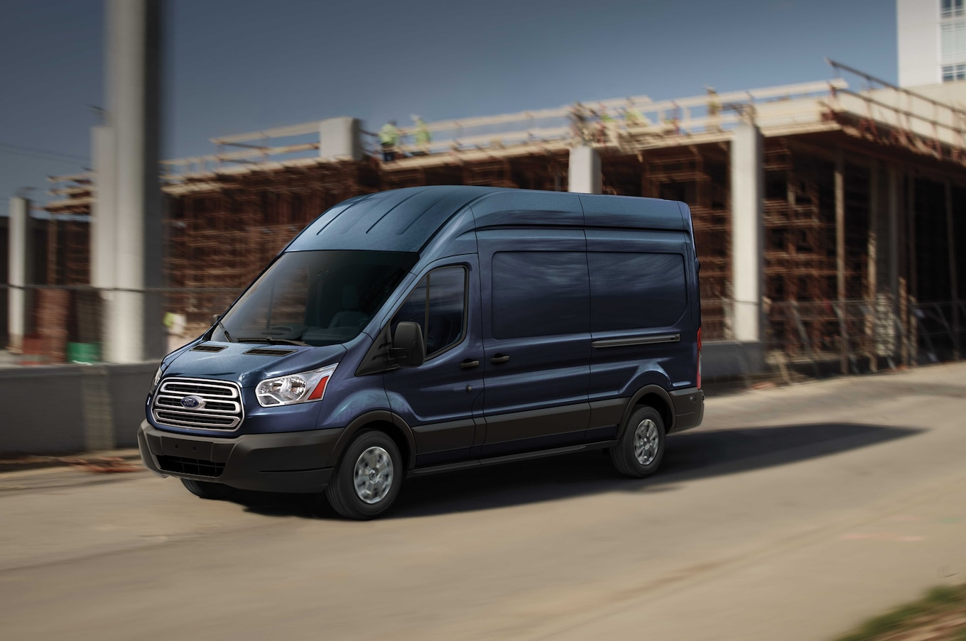 small resolution of 2016 ford transit reviews and rating motortrend2016 ford transit gets sync 3 transit connect also