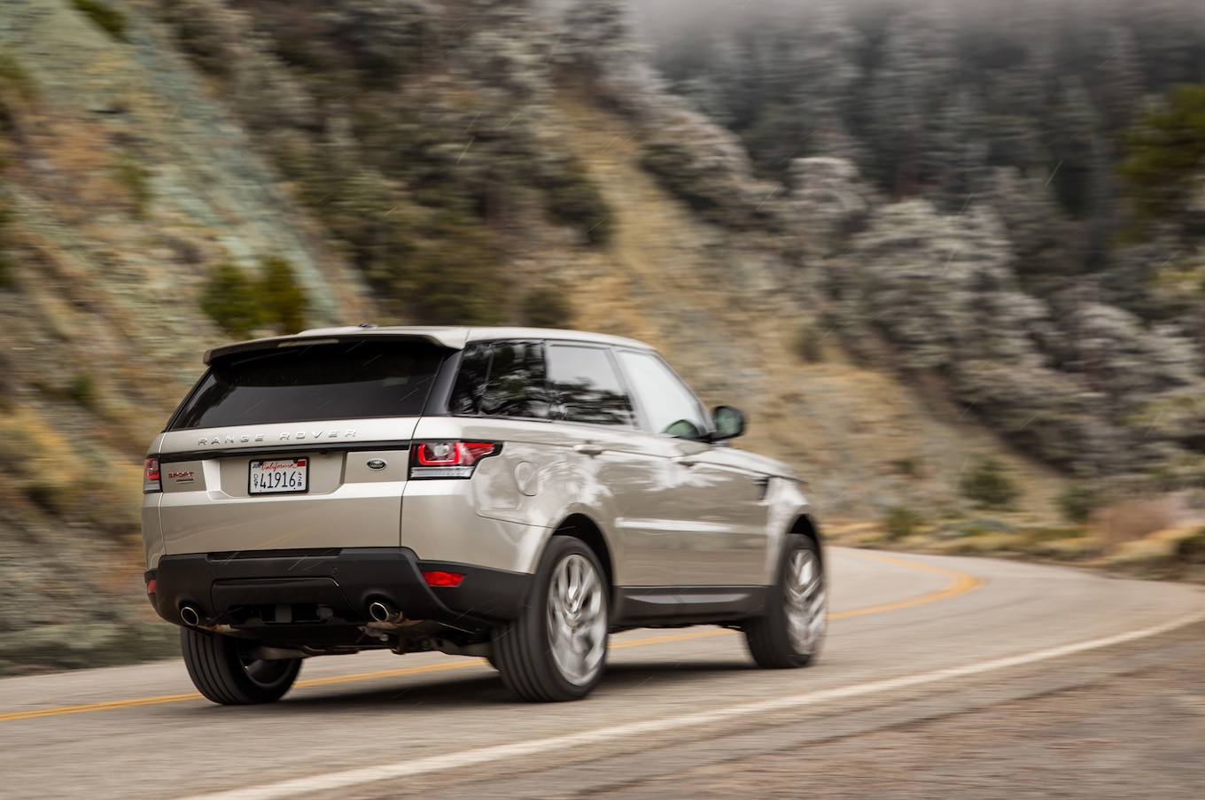 2015 Land Rover Range Rover Sport V8 Supercharged Review Long