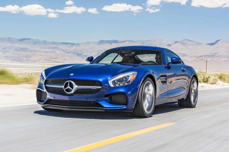 2016 Mercedesamg Gt S Review  First Test  Motor Trend