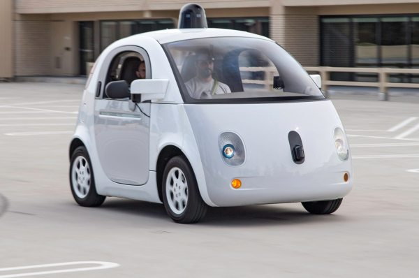 Google SelfDriving Cars First Ride