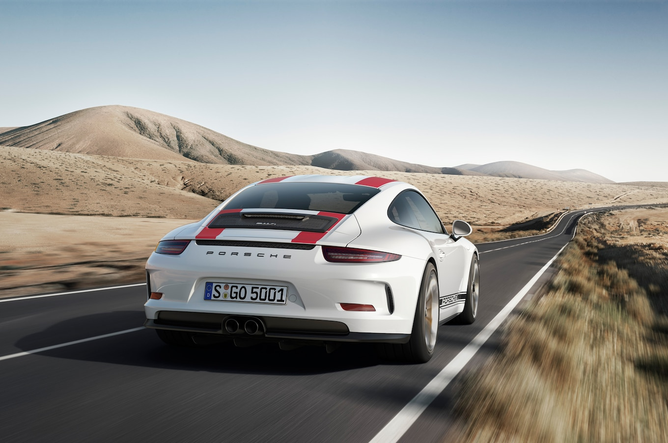 Singer 500 Hp Engine Car Wallpaper 2016 Porsche 911 R Packs 500 Hp And A Manual Motor Trend