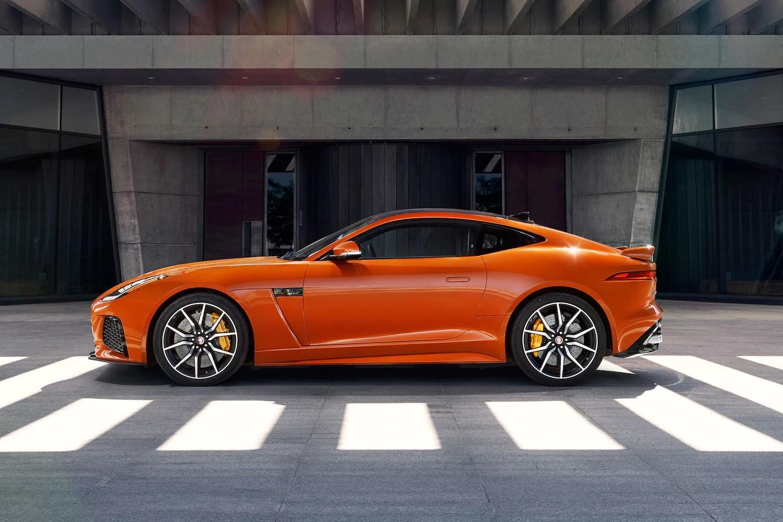2017 Jaguar F Type SVR First Look Review 2016 Geneva