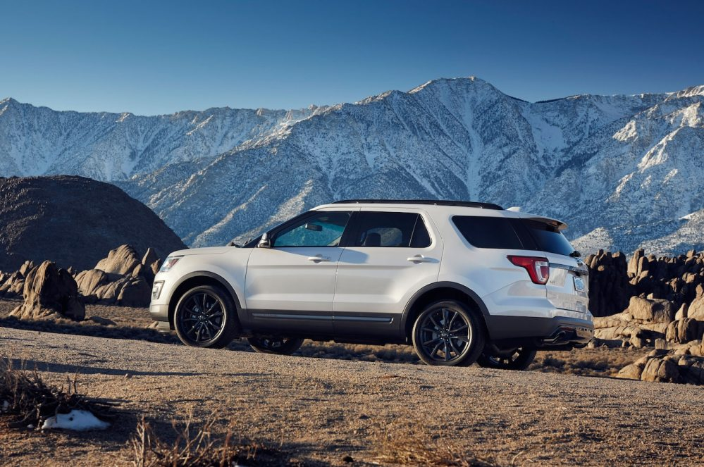 medium resolution of three decades of the ford explorer a look back at the suv s history motortrend
