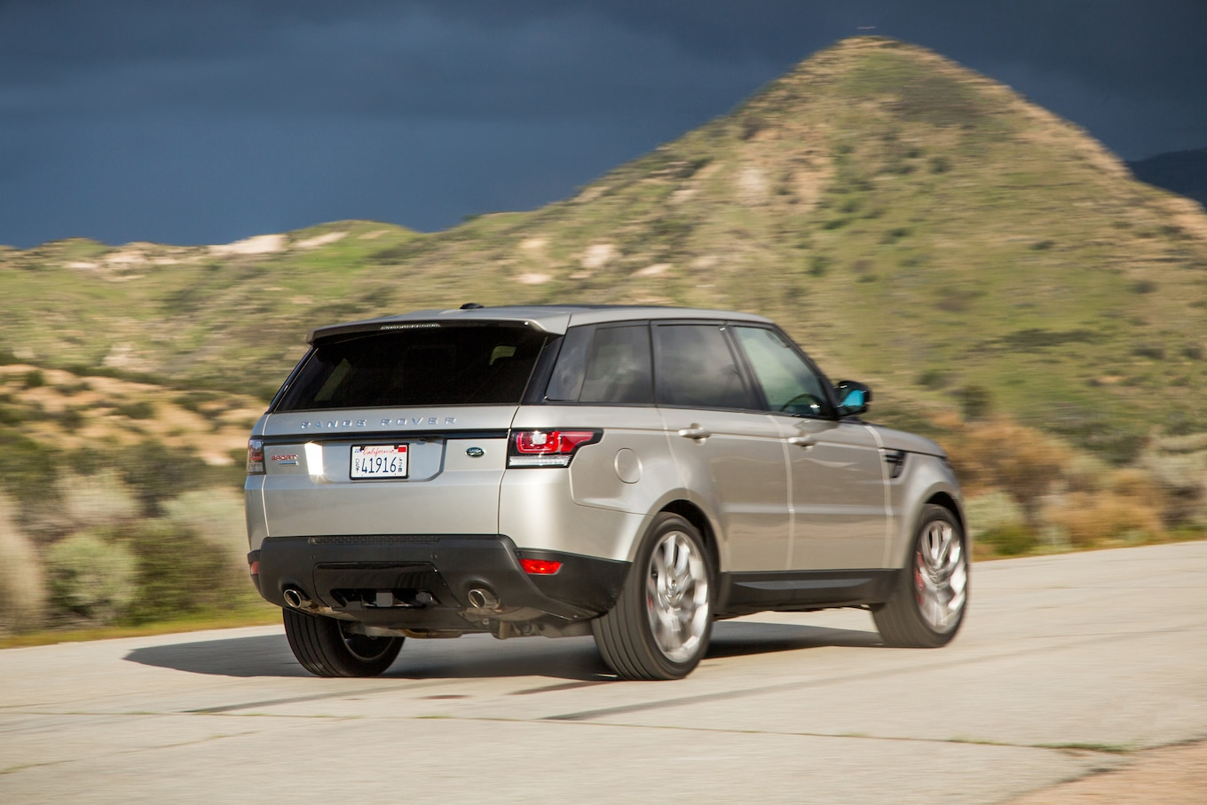 2015 Land Rover Range Rover Sport V8 Supercharged Review Verdict