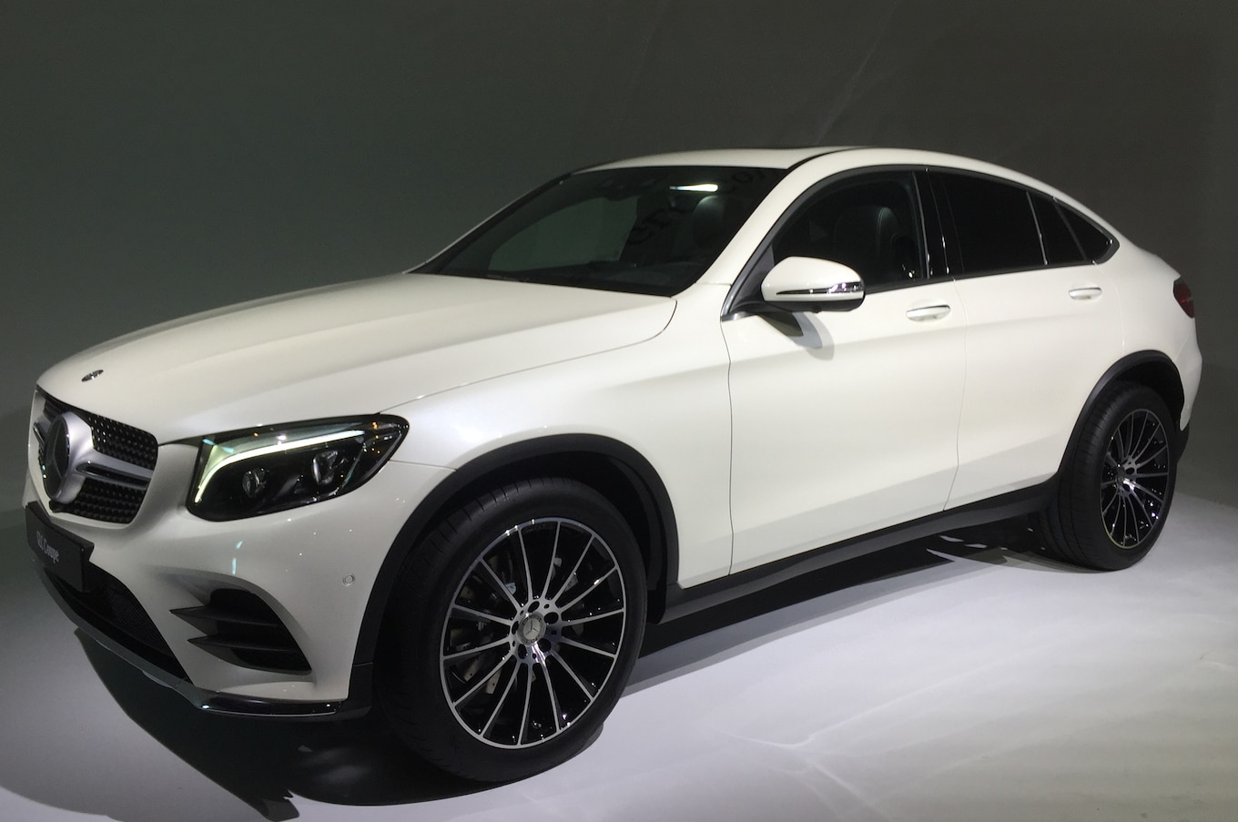 2017 Mercedesbenz Glc Coupe First Look Review  Motor Trend