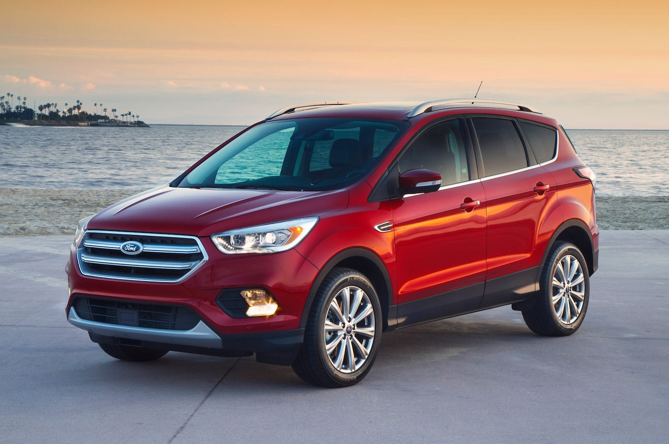 2017 Ford Escape Review and Rating  Motor Trend