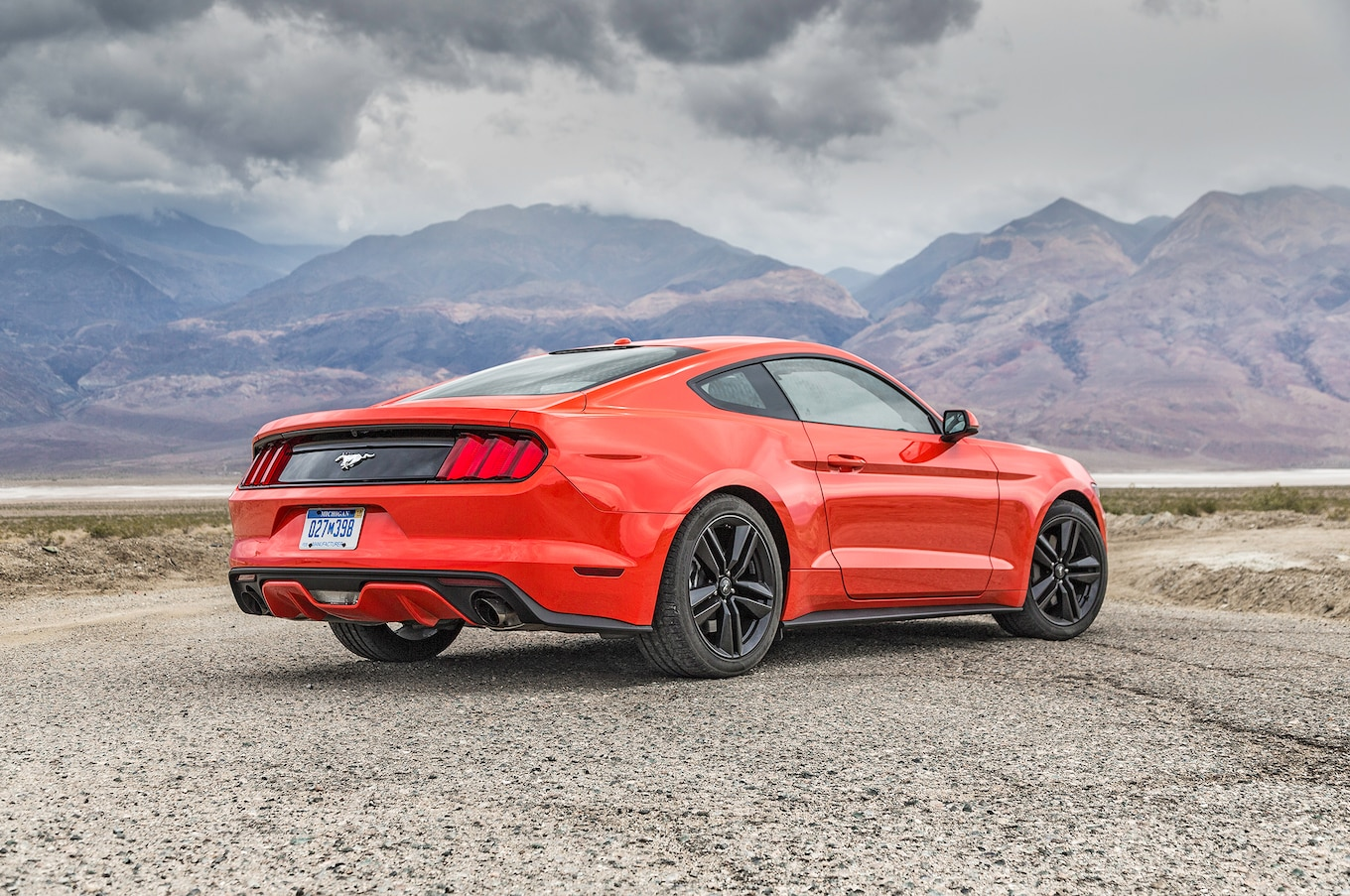 2016 Ford Mustang Ecoboost First Test Review