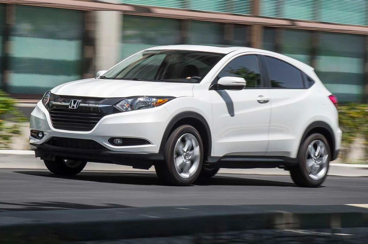 2016 Honda HR-V EX Review - Long-Term Arrival