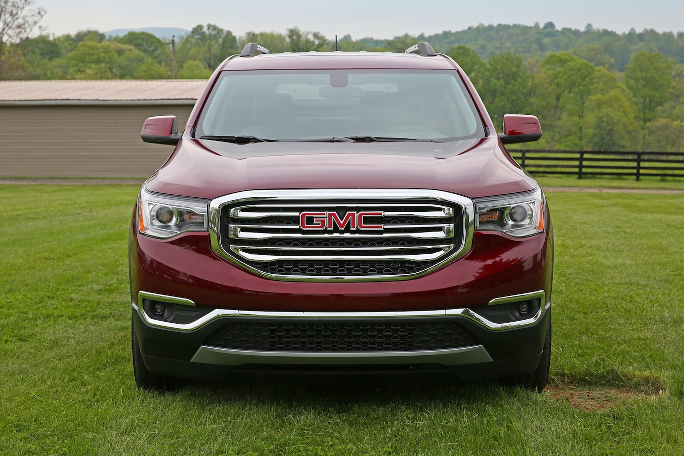 2017 Gmc Acadia First Drive Review Smaller On Purpose