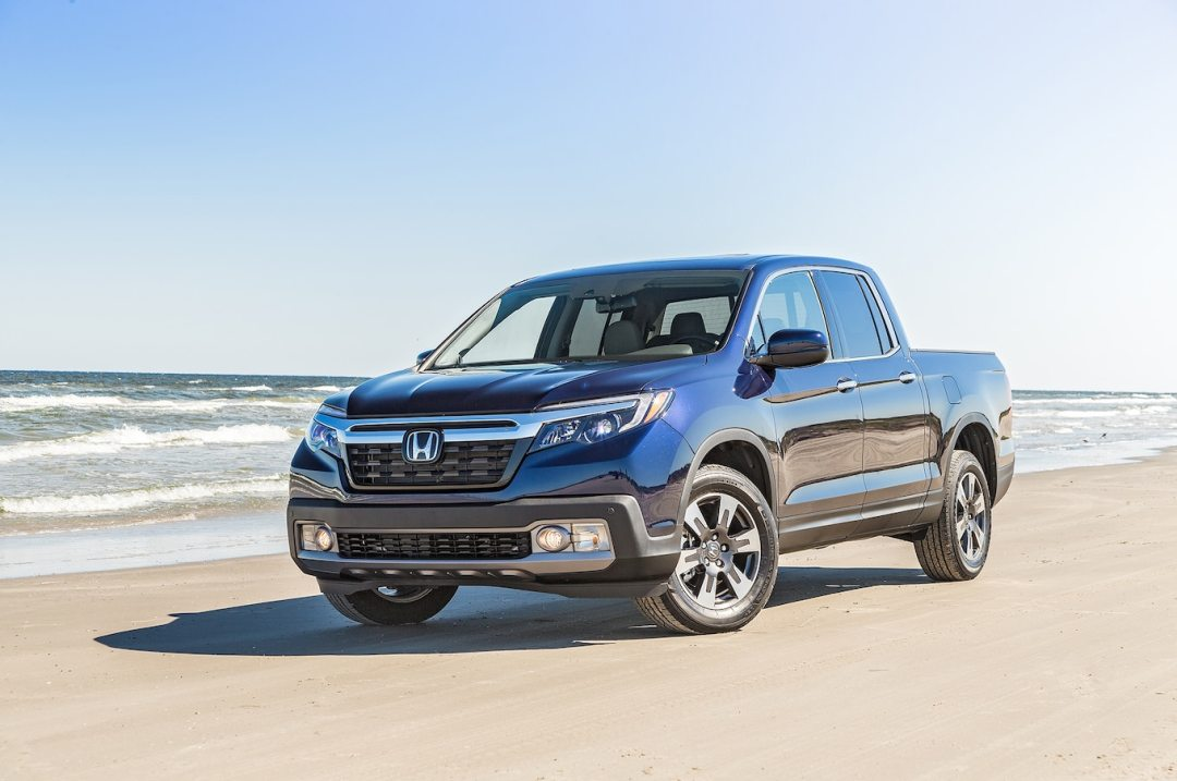 The 2017 Honda Ridgeline has arrived at Saccucci Honda