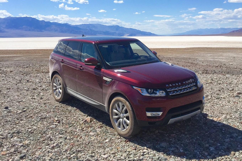 Mileti Industries 2016 Land Rover Range Rover Sport Td6 Verdict