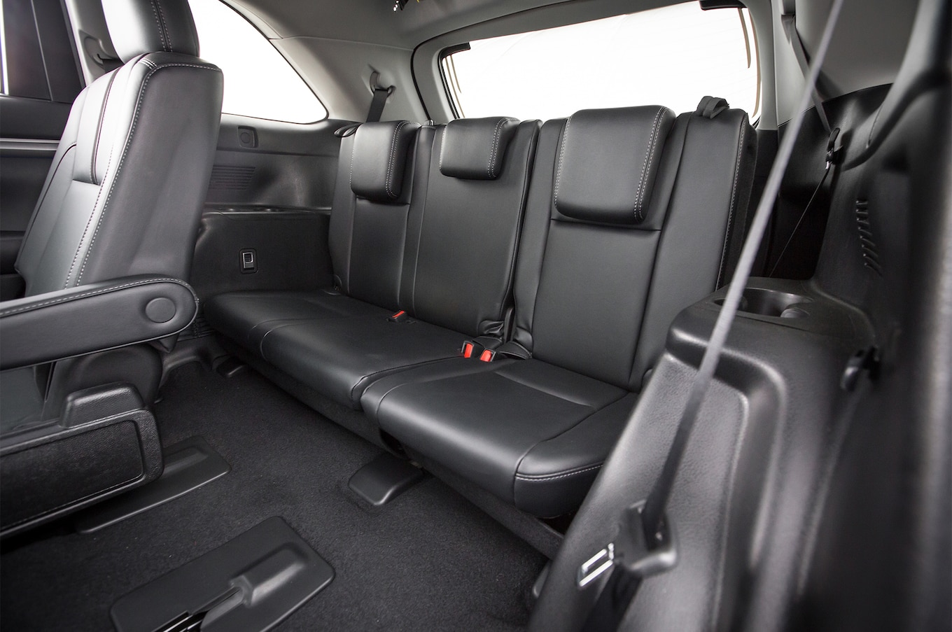 Toyota Highlander Captains Chairs Suv With Captains Chairs And Third Row 2017 2018 2019