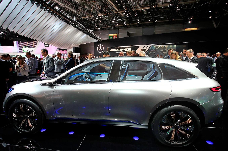 Mercedesbenz Launching New Electric Brand  Motor Trend