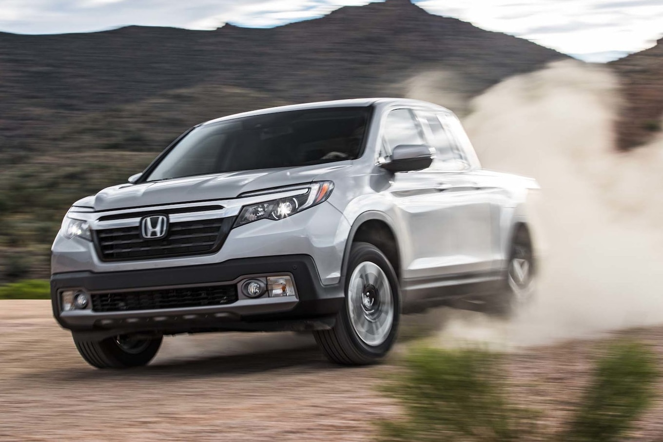 2017 Honda Ridgeline AWD First Test: The Trucklet, Revised