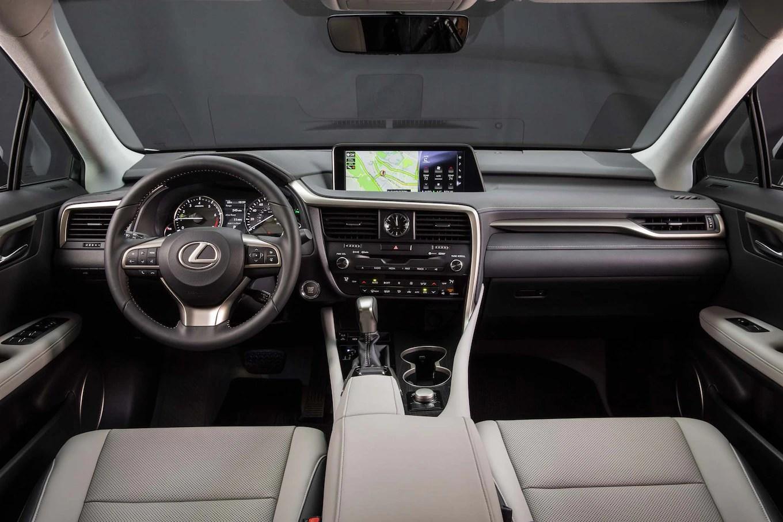 2017 Jeep Grand Cherokee vs 2017 Lexus RX