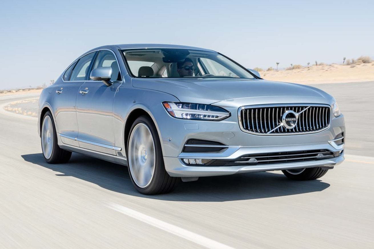 hight resolution of 2017 volvo s90 t6 awd inscription first test suave swede