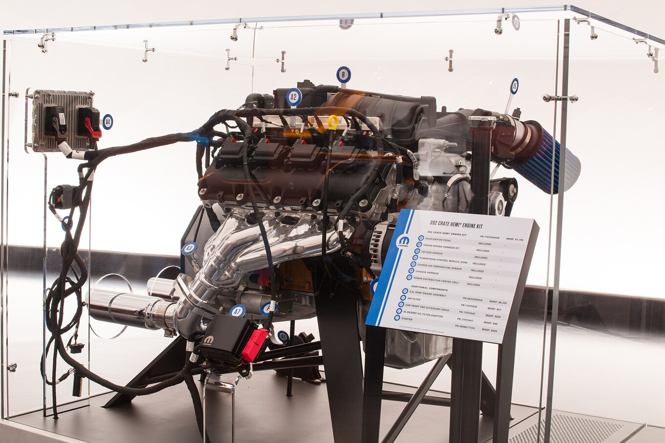 hight resolution of mopar launches modern v 8 crate engine kits for classic muscle cars motortrend
