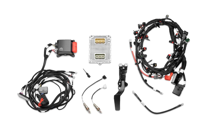 hemi 5 7 engine wiring harness