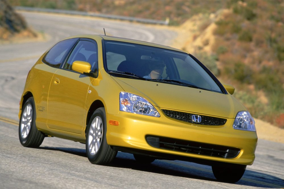 medium resolution of honda civic si through the years history of the front drive sport compact motortrend