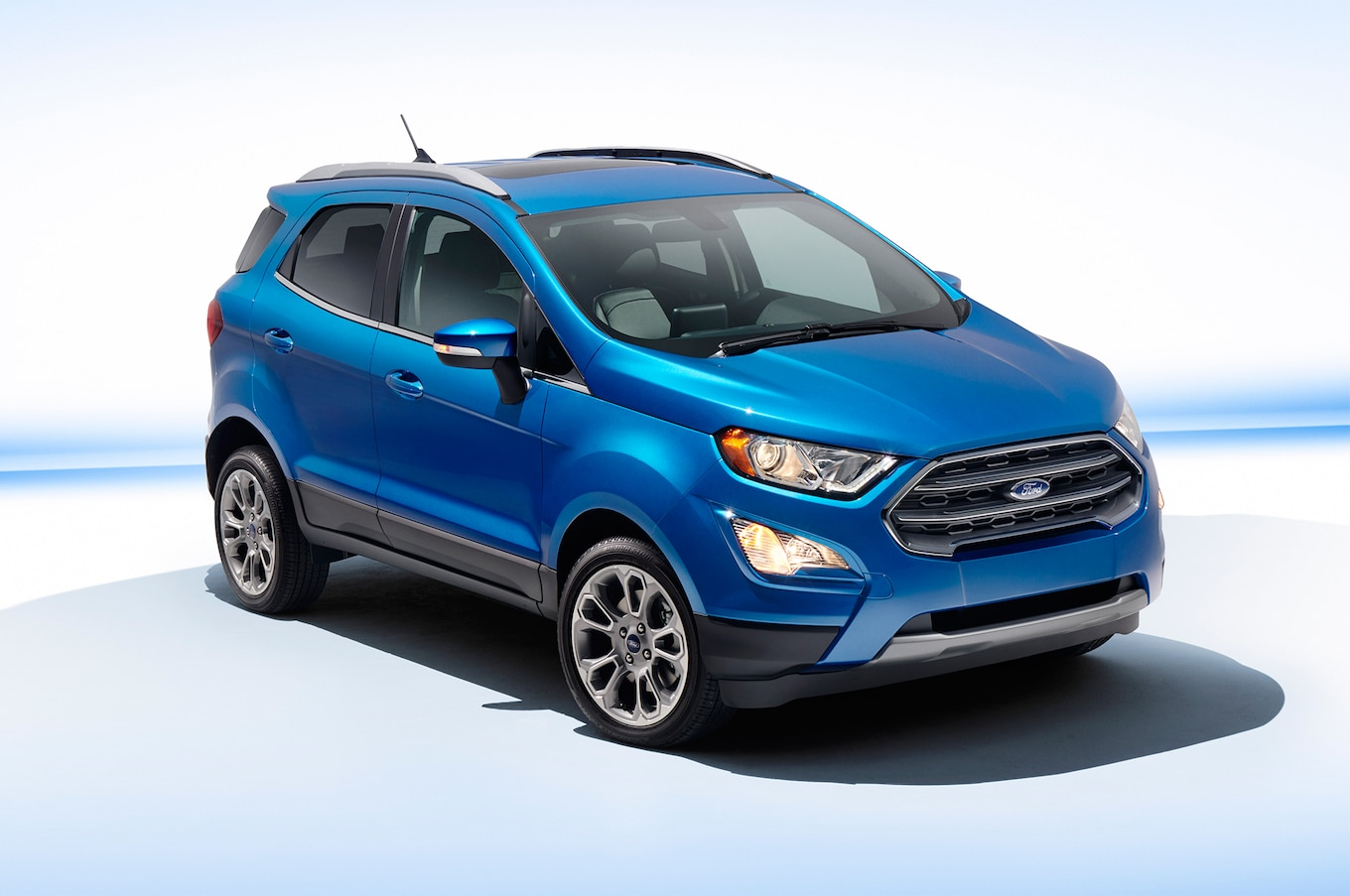 Six First Impressions On The 2018 Ford Ecosport  Motor Trend