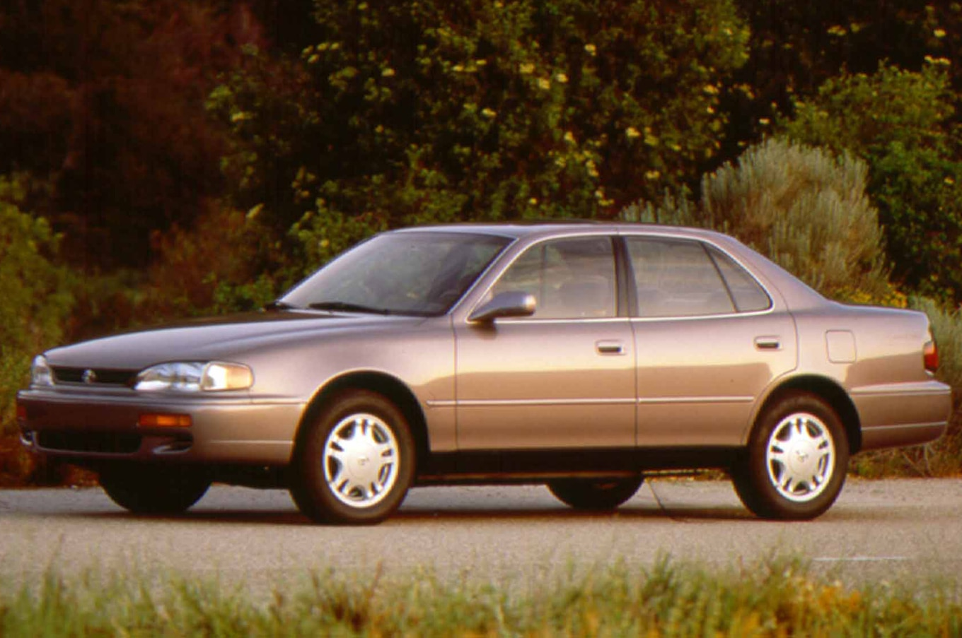 Toyota Camry-palooza: Staff Tales Of America's Best