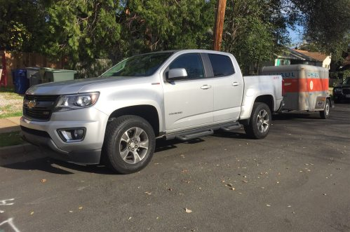 small resolution of 2016 chevrolet colorado z71 diesel update 3 long distance tow test motortrend