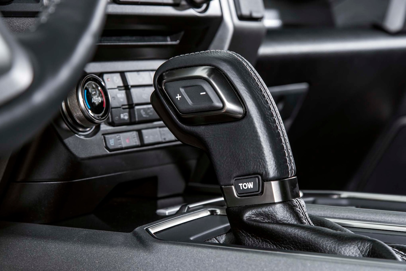 2017 Ford F 150 Raptor gear shifter 1