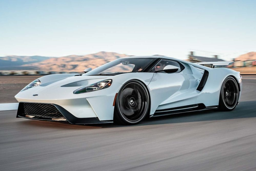 medium resolution of 2017 ford gt first ride with video