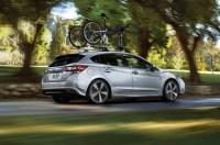 2017 Subaru Impreza 20i Sport 5 Door rear three quarter ...