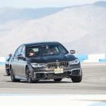 2017 BMW M760li xDrive front three quarter in motion 10