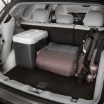 2017 Jeep Compass Limited cargo space