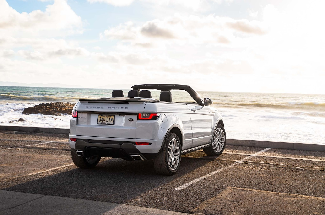 2017 Range Rover Evoque Convertible First Test Motor Trend