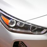 2018 Hyundai Elantra GT Sport hatchback headlamp