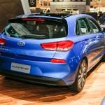 2018 Hyundai Elantra GT hatchback rear end