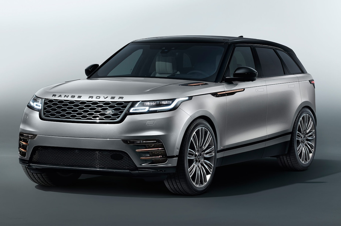 Styling Sizeup 2018 Range Rover Velar Vs The