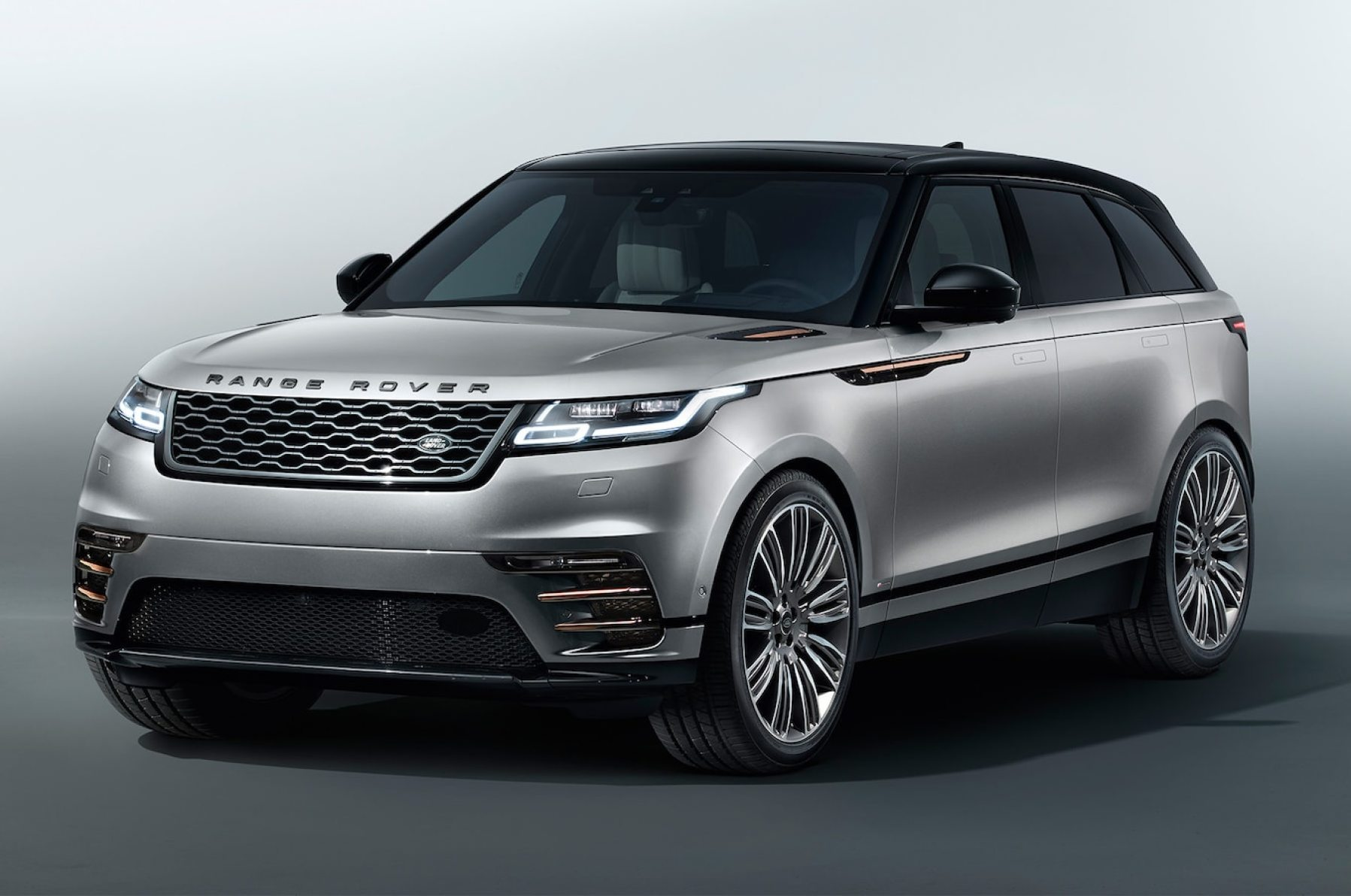 Styling Size up 2018 Range Rover Velar vs The petition
