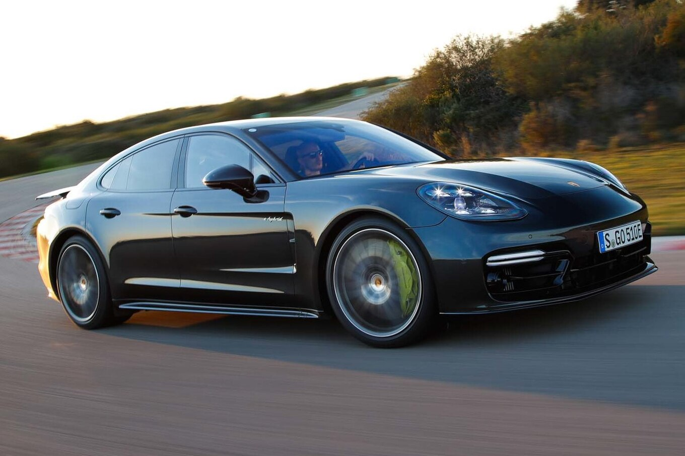 2018 Porsche Panamera 4 Ehybrid First Drive Review