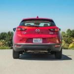2016 Mazda CX 3 Grand Touring AWD rear end
