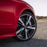 2017 Audi RS 3 front wheels 1