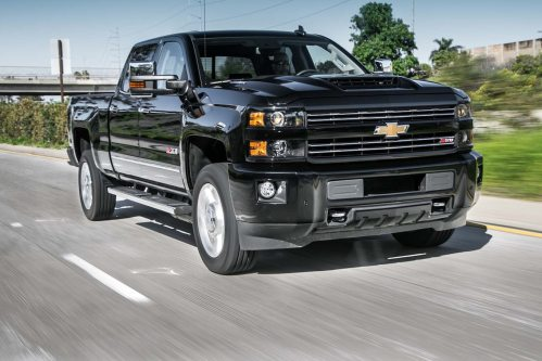 small resolution of 2017 chevrolet silverado 2500hd 4wd z71 ltz first test review