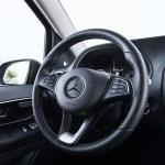 2017 Mercedes Benz Metris steering wheel