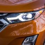 2018 Chevrolet Equinox headlight