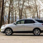 2018 Chevrolet Equinox side profile