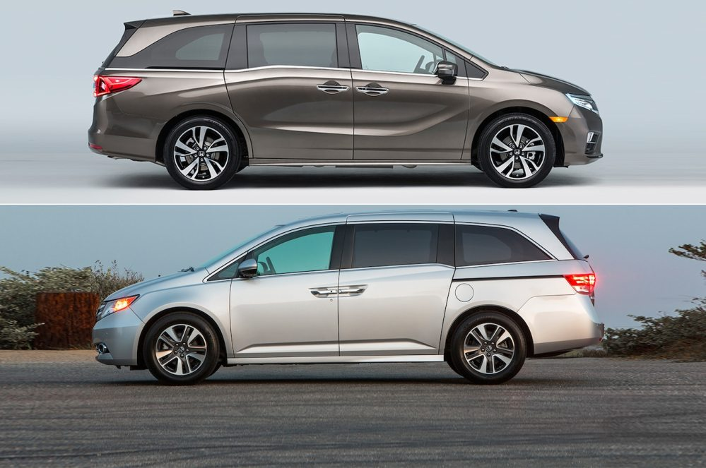 medium resolution of 2017 honda odyssey 2017 honda odyssey vs 2018 honda odyssey buy now or wait