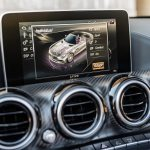 2018 Mercedes AMG GT C Roadster infotainment 05