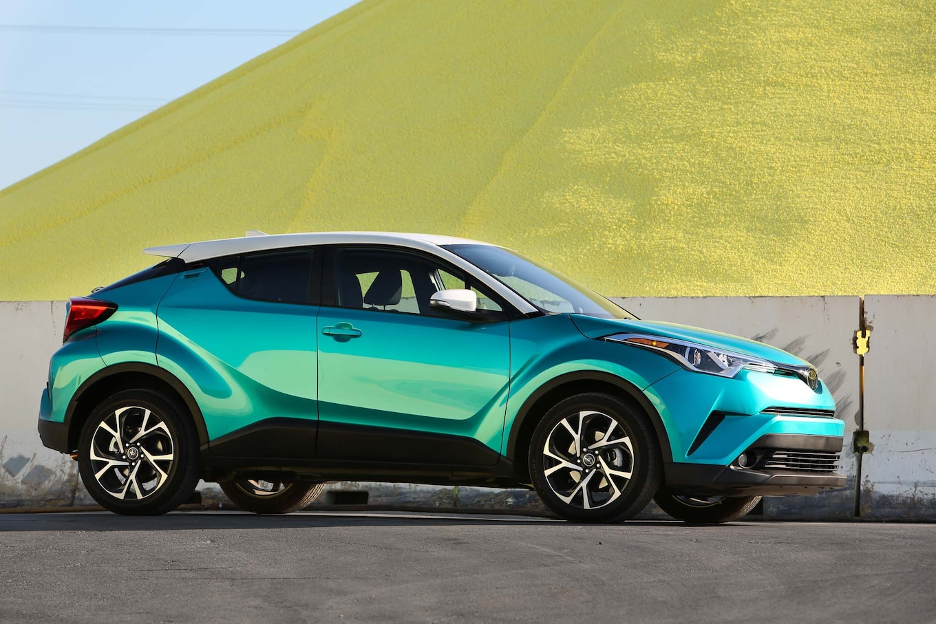 2018 Toyota Chr First Drive Review  Motor Trend